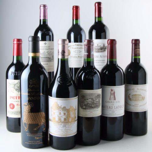 Raritní a ročníková vína